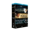 coffret grand spectacle - outlander + nomad + kingdom of war [coffret 3 blu-ray]