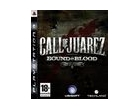 call of juarez 2 : bound in blood [ps3]