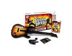 guitar hero world tour bundle : jeu + guitare [wii]