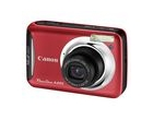 powershot a495 - rouge