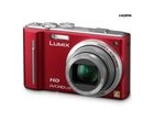 lumix dmc-tz10 rouge