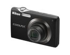 coolpix s3000 noir intense