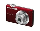 coolpix s3000 rouge passion
