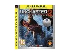 uncharted 2 : among thieves - platinum [ps3]