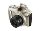powershot sx130 is - silver