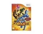 gormiti - the lords of nature + figurine [wii]