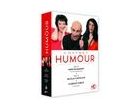 coffret humour - anne roumanoff / nicolas canteloup / florence foresti