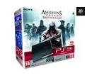 console ps3 slim 320 go + assassin's creed : brotherhood