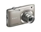 coolpix s3100 - silver
