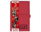 Coffret notebook comedies musicales : moulin rouge ; west side story ; romeo et juliette