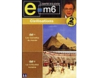 E=M6 : Civilisations - Coffret 2 DVD