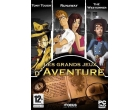 Coffret Les Grands Jeux d'Aventure (Runaway, The Westerner, Tony Tough)