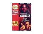 dvd - blowback / piege sur internet