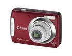 powershot a480 rouge