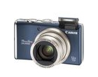 powershot sx 200 is bleu